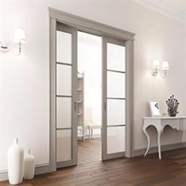 Комплект SET4 для двустворчатой двери