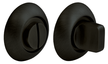 Завертка сантехническая MH-WC BL черная