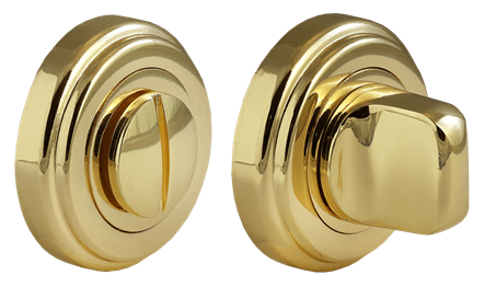 Завертка сантехническая MH-WC-СLASSIC PG (золото)