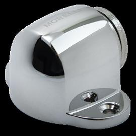 Ограничитель магнитный MDS- 1 SN, цвет белый никель